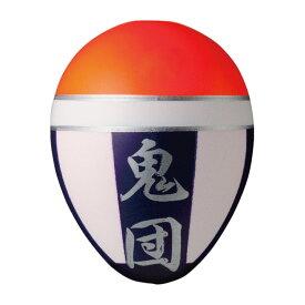 谷山商事(TANIYAMA) 釣武者(上物) 鬼団(オニドン) オレンジ・ホワイト 3B