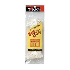タカ産業(TAKA SANGYO) ロープ-B BIGパワーロープ 4mm×20m