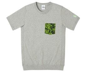 B-TRUE オリカモポケットTシャツ XL ミックスグレー (BT-wear)