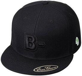 B-TRUE フラットキャップ タイプB ブラック (BT-cap)