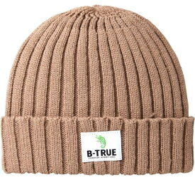 B-TRUE ニットワッチ ウォルナット (BT-cap)