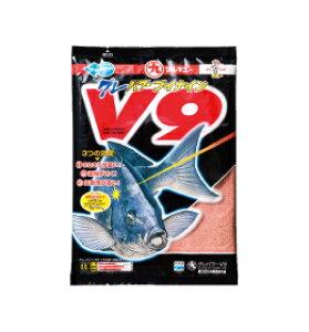 マルキュー(marukyu) 集魚材 グレパワーV9(ブイナイン) 1700g (12)