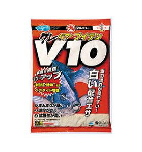マルキュー(marukyu) 集魚材 グレパワーV10(ブイテン) 1600g (12)
