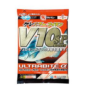 マルキュー(marukyu) 集魚材 グレパワーV10(ブイテン)スペシャル 1700g (12)