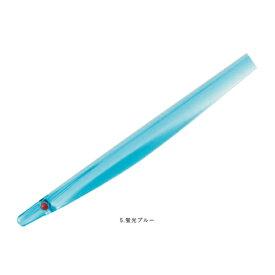 【5本セット】ハヤブサ(Hayabusa) [SR212] ピカイチスティック スイッチドット 14cm ダブル 蛍光ブルー (M-SK)