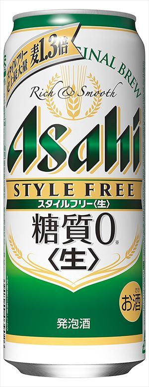 ◆送料無料!◆アサヒ スタイルフリー500ml24本入り