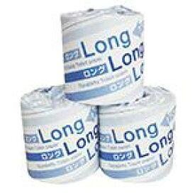 トイレットペーパー 3倍巻き ソフトシングル170M 芯あり ロング170M1個包装×48個 まとめ買い 業務用 家庭用 ギフト用