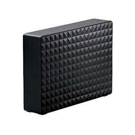 外付けハードディスク 4TB SEAGATE SGD-MX040UBK 外付けHDD ブラック 据え置き型