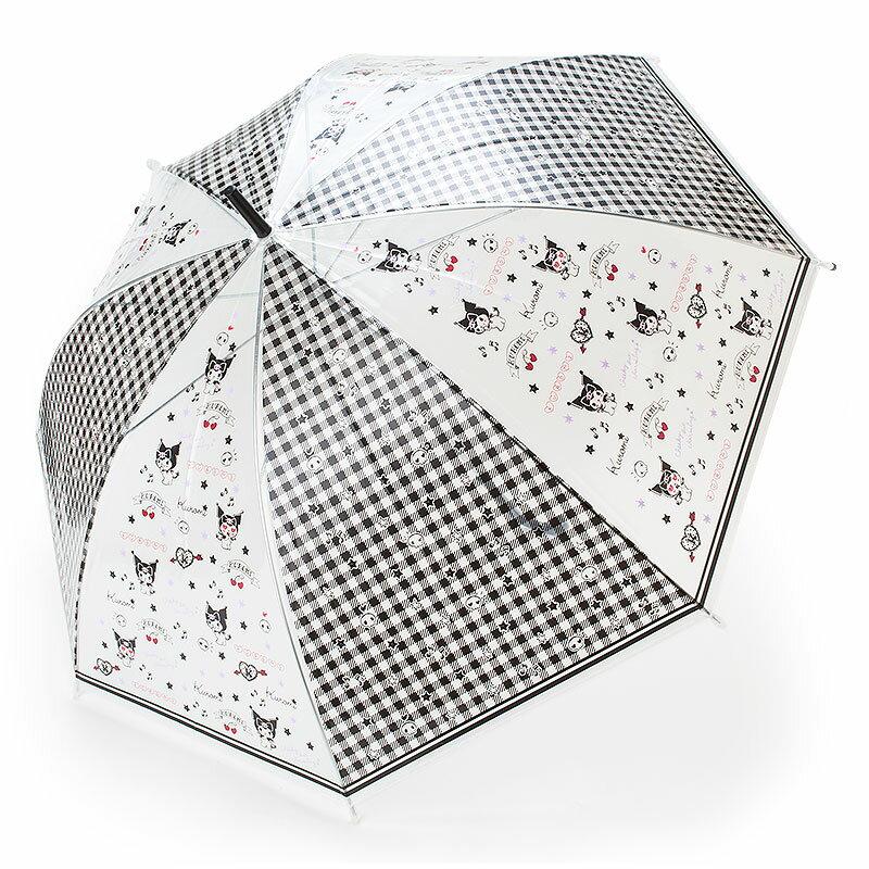 クロミ ビニール傘(チェック)
