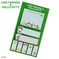 LINE FRIENDS & ハロ...