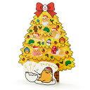 ぐでたま クリスマスライト&メロディカード(ツリー)
