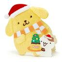 ポムポムプリン クリスマスライト&ボイスカード(ふかふかプリン)