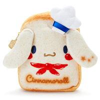 シナモロール 食パン風フラットポー...