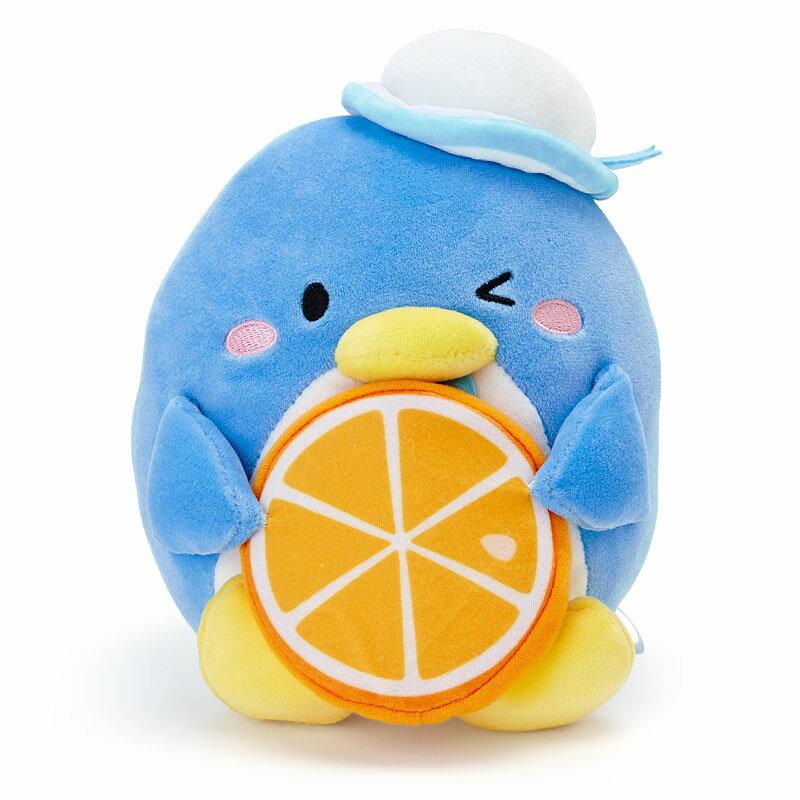 タキシードサム もぐもぐぬいぐるみ(オレンジ)