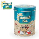 ハローキティ×MAUNA LOA コラボ缶入りマカデミアナッツ