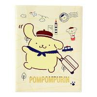 ポムポムプリン パスポートケース