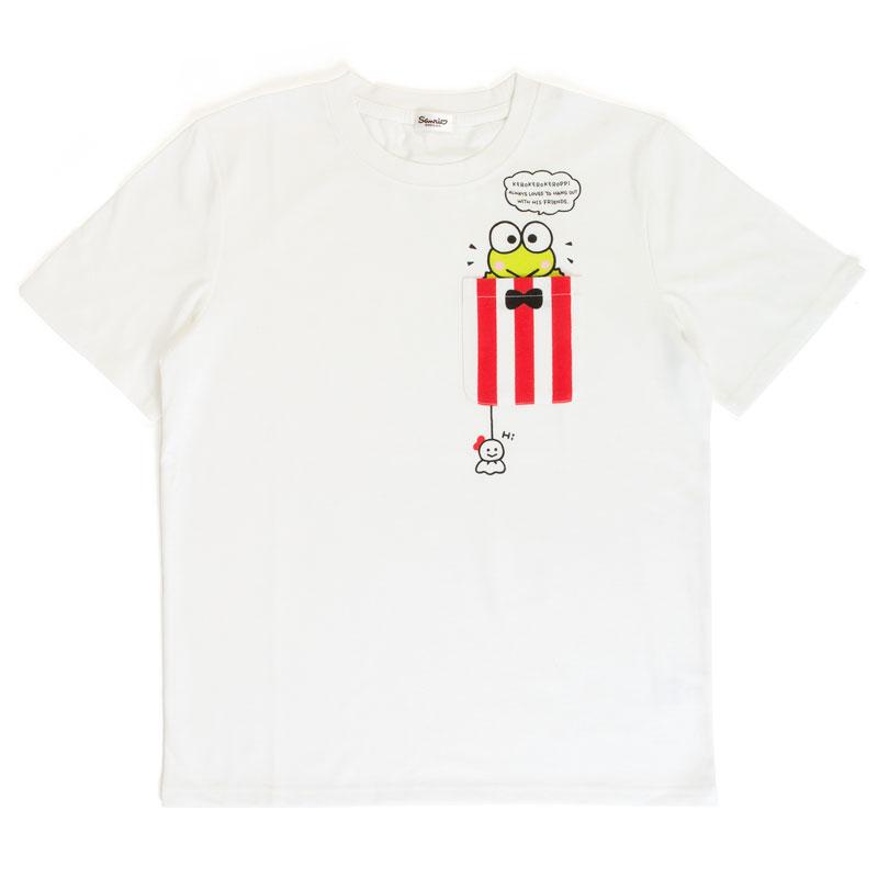 けろけろけろっぴ Tシャツ(ポケット)