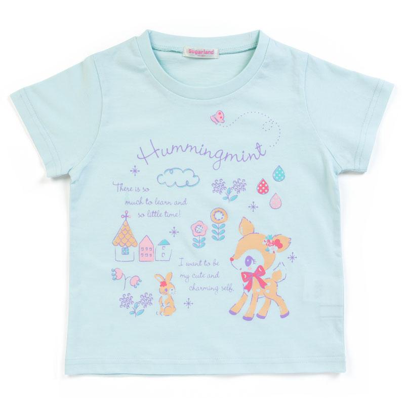 ハミングミント キッズTシャツ(うさぎ)