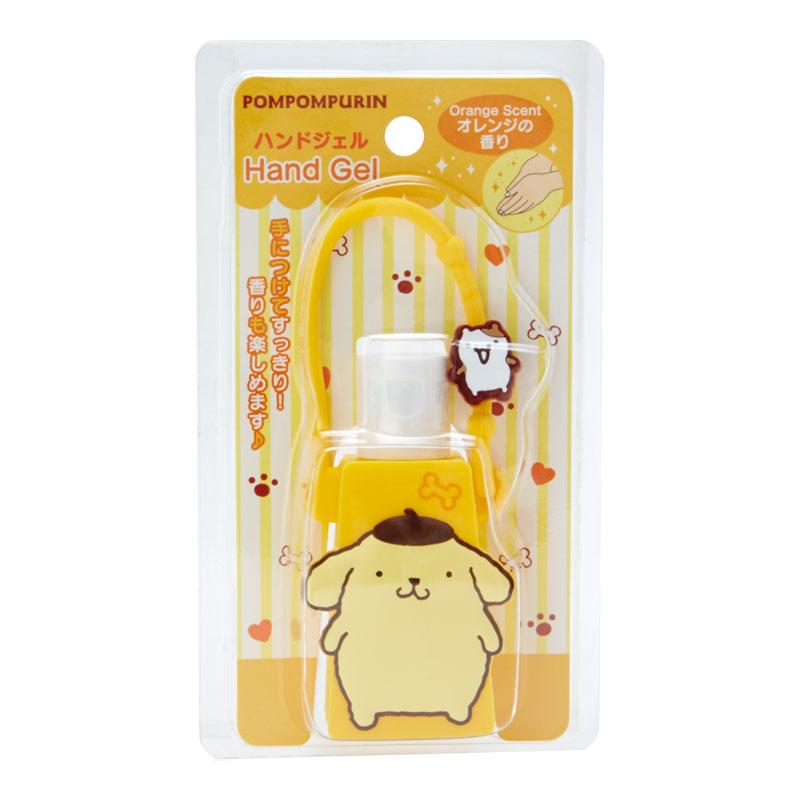 ポムポムプリン 携帯ハンドジェル(オレンジの香り)