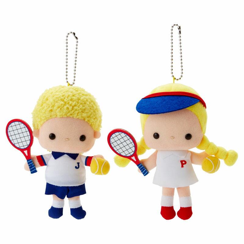 パティ&ジミー マスコットホルダー(テニス)