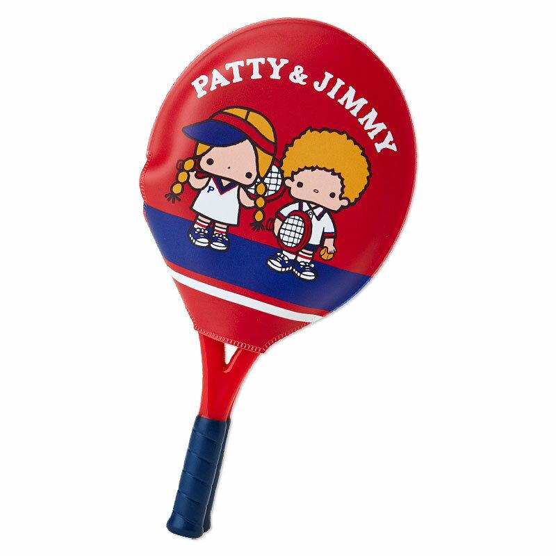 パティ&ジミー ラケット形ミラー&コーム(テニス)