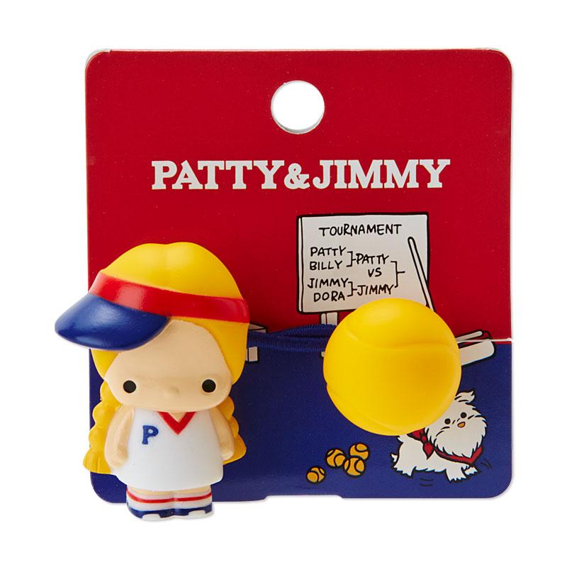 パティ&ジミー マスコットポニーテールホルダー パティ(テニス)