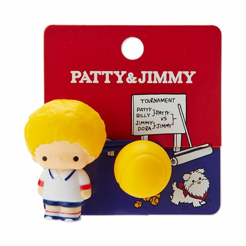 パティ&ジミー マスコットポニーテールホルダー ジミー(テニス)