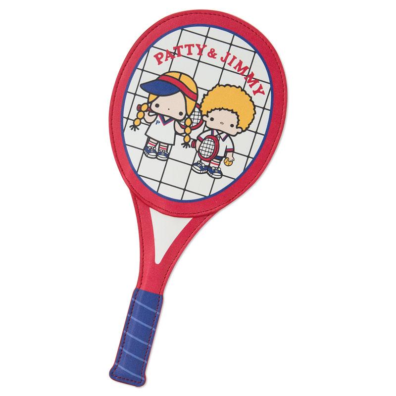 パティ&ジミー ラケット形パスケース(テニス)