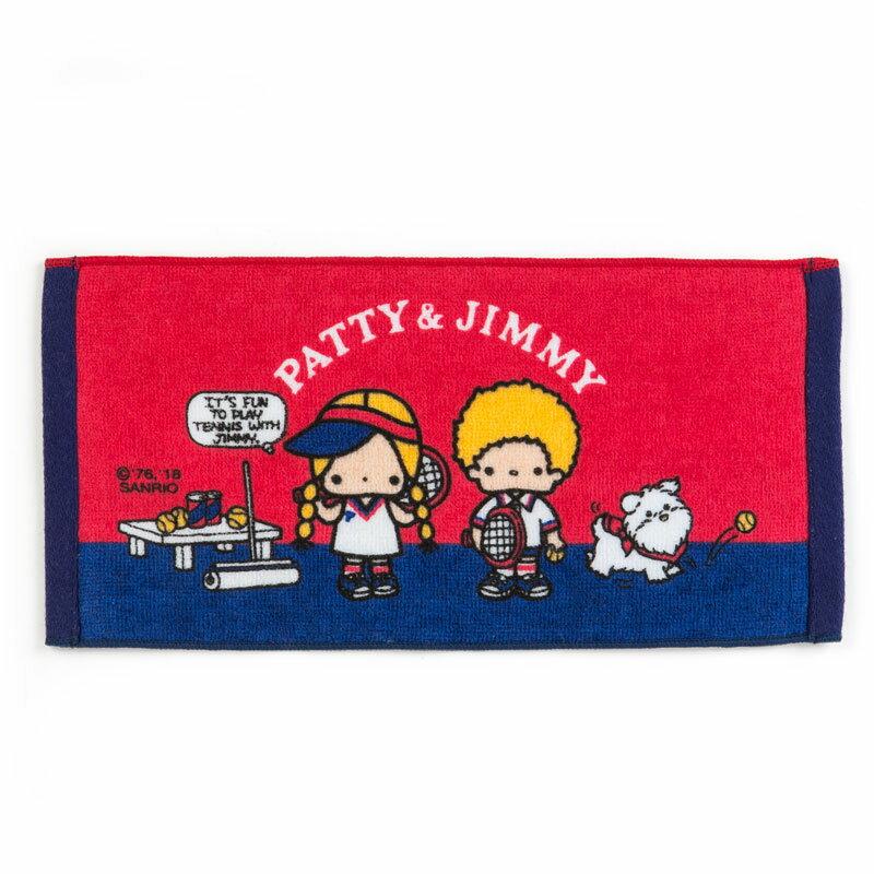 パティ&ジミー ポケットタオル(テニス)