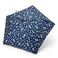マイメロディ 折りたたみ傘(フラワ...