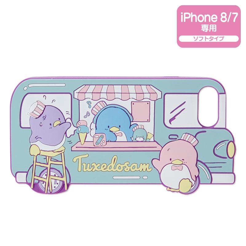 タキシードサム iPhone 8/iPhone 7ケース(カフェワゴン)