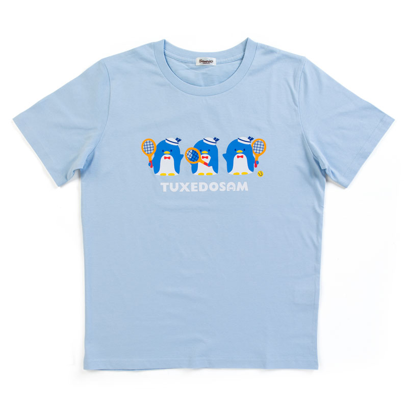 タキシードサム Tシャツ(テニス)