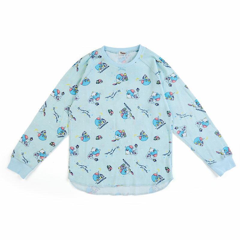 タキシードサム 長袖Tシャツ(ベッドタイム)