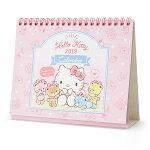 ハローキティ リングカレンダー 2019