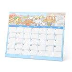 シナモロール シートカレンダー 2019