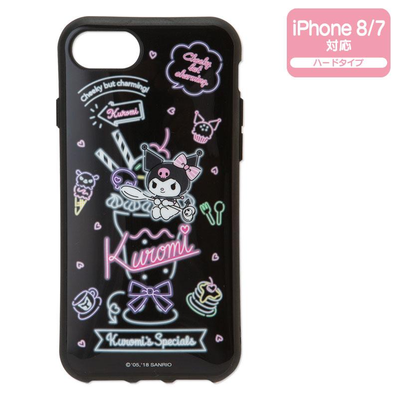 クロミ iPhone 8/iPhone 7ケース(ネオンパーラー)