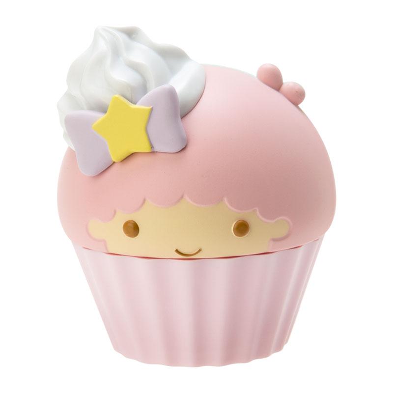 リトルツインスターズ カップケーキ形リップクリーム