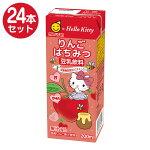 ハローキティ 豆乳飲料(りんごはち...