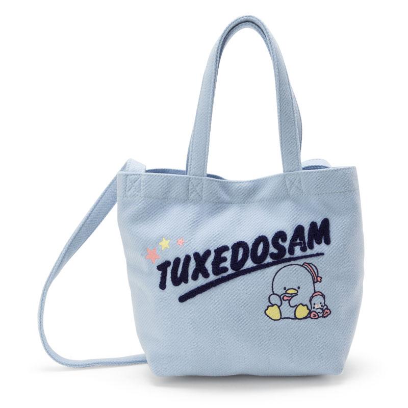 タキシードサム 2WAYトートバッグ(ロゴ)