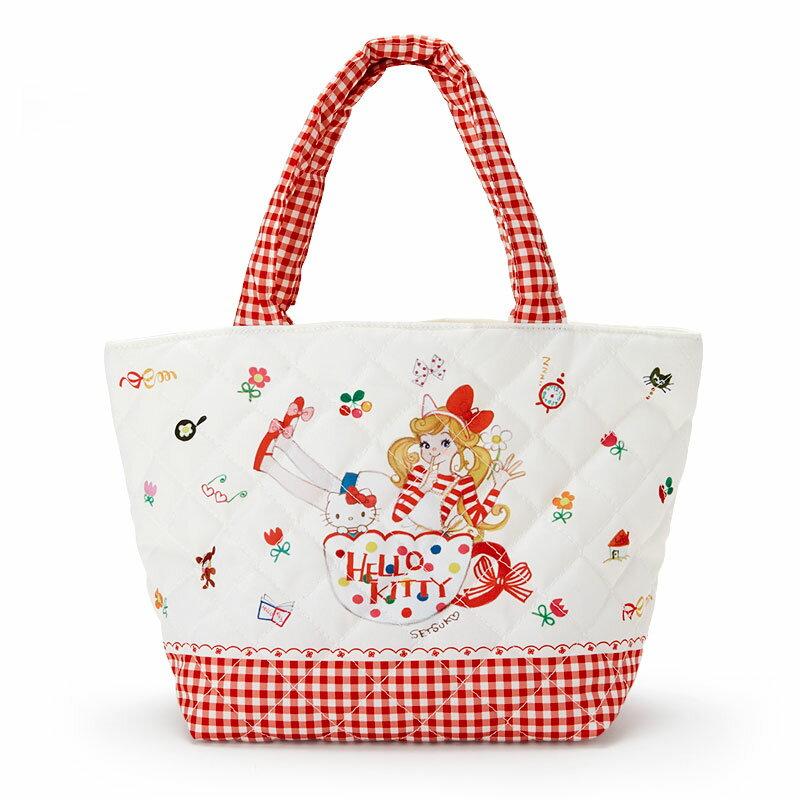 田村セツコ×ハローキティ 手提げバッグ入りお菓子セット