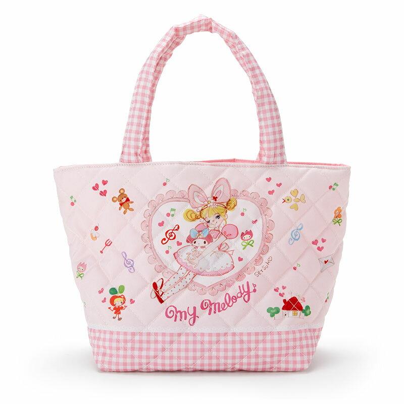 田村セツコ×マイメロディ 手提げバッグ入りお菓子セット