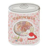 マロンクリーム ぷっくりシール(缶詰め)