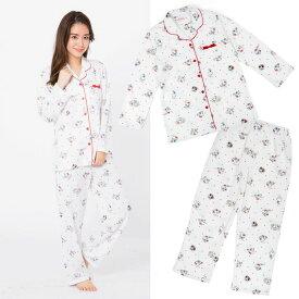 ハローキティ スムースシャツパジャマ(レトロ)