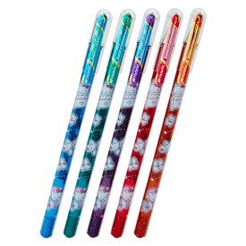 ハローキティ デュアルメタリックボールペン5色セット