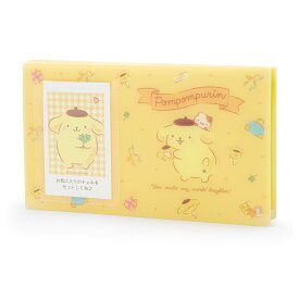 ポムポムプリン チェキ用ポケットアルバム(エンジョイアイドル)