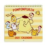 ポムポムプリン ウォールカレンダー...