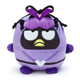 バッドばつ丸 キャラクター形巾着(はぴだんぶい ヒーロー)