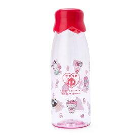 サンリオキャラクターズ 牛乳瓶風クリアボトル(サンリオ湯)
