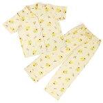ポムポムプリン 半袖シャツパジャマ