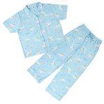 シナモロール 半袖シャツパジャマ